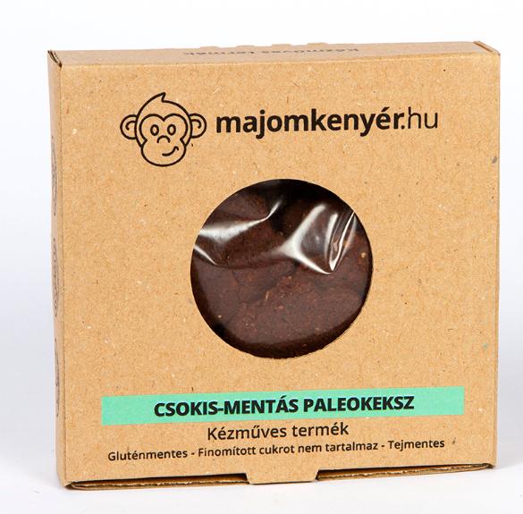 Paleo csokis-mentás keksz - 50 g