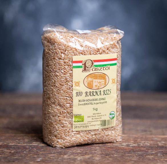 Bio barna rizs  - 1 kg