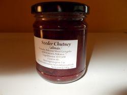 Szeder chutney - 22 dkg
