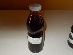Szeder szörp - 0,5 l