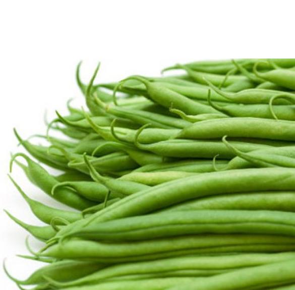 Zöldbab (zöldcsövű)