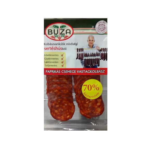 Paprikás csemege vastagkolbász (szeletelt) - 7 dkg