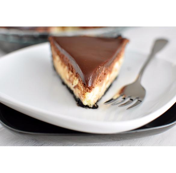Bio csokoládés sajttorta - Hecsedli - 23 cm