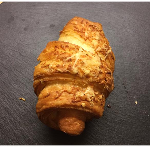 Sajtos croissant-180 gr-2 db