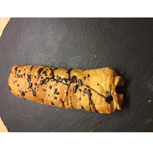 Belga csokis croissant-180 gr- 2 db