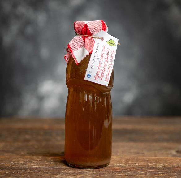 Cukormentes citromfű szörp - 0,5 l