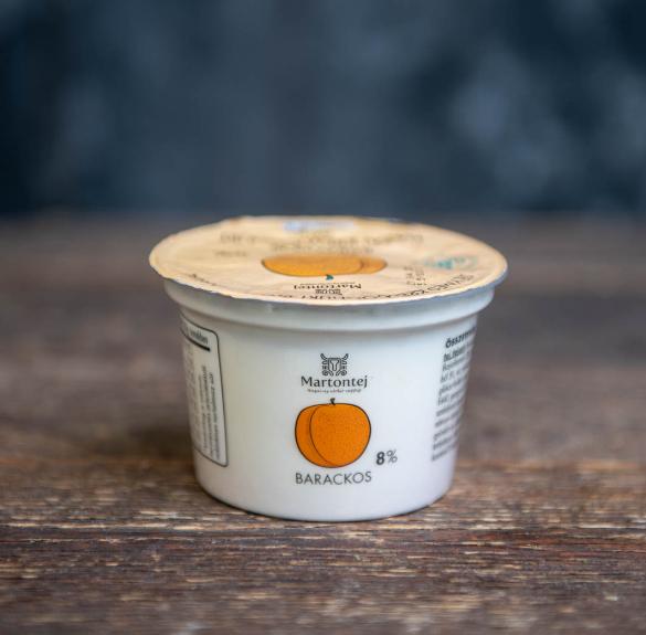 Habart barackos joghurt-20 dkg