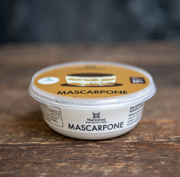 Mascarpone - 25 dkg