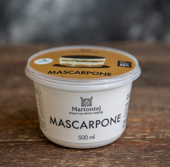 Mascarpone- 50 dkg