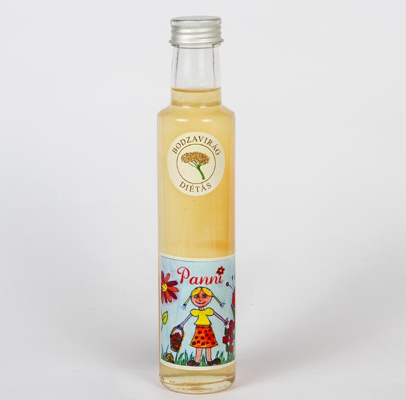 Cukormentes bodza szörp-250 ml