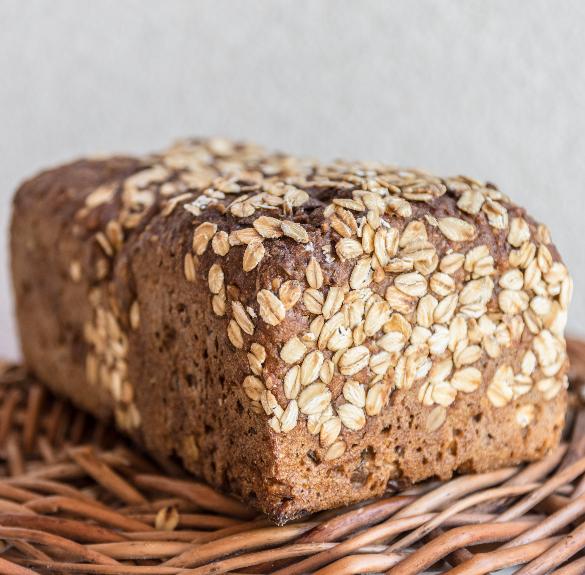 Német típusú magos kenyér - 0,5 kg