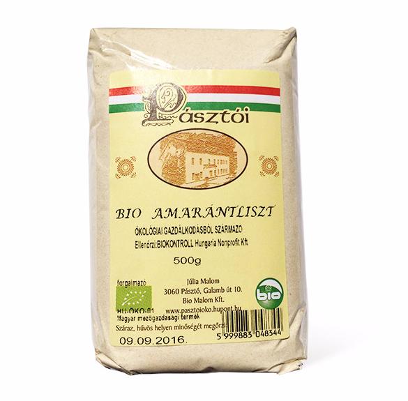 Bio amarántliszt - 0,5 kg