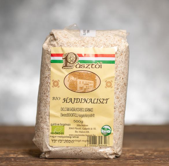 Bio hajdinaliszt - 0,5 kg