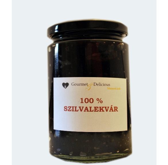 Szatmári szilvalekvár - 314 ml
