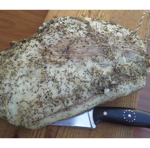 Guanciale - fűszeres tokaszalonna 300-400 g