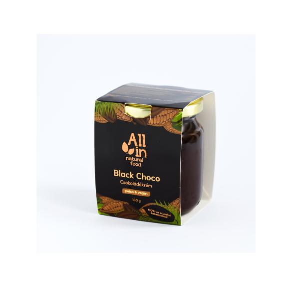 Black choco csokikrém - 180 g