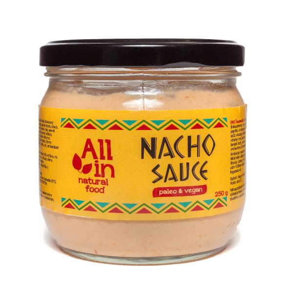 Vegán sajtos nachos szósz - 250 gr