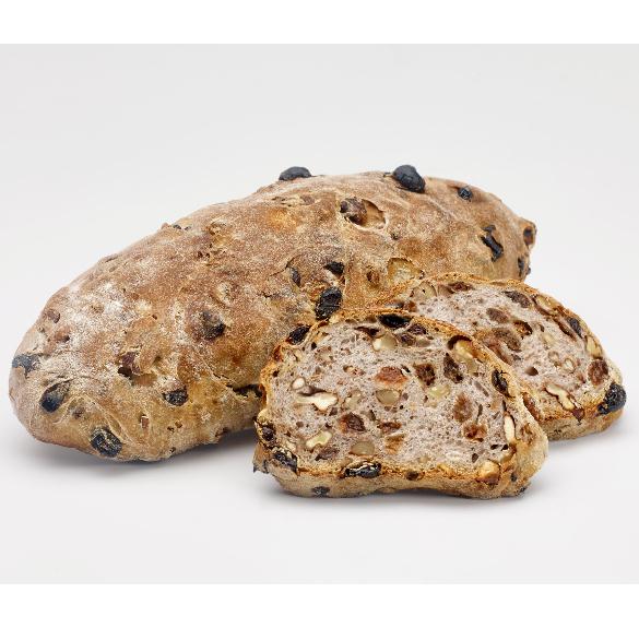Diós-mazsolás kenyér - 0,5 kg