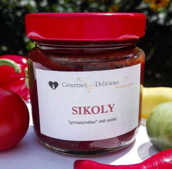 Sikoly chili szósz - 100 ml