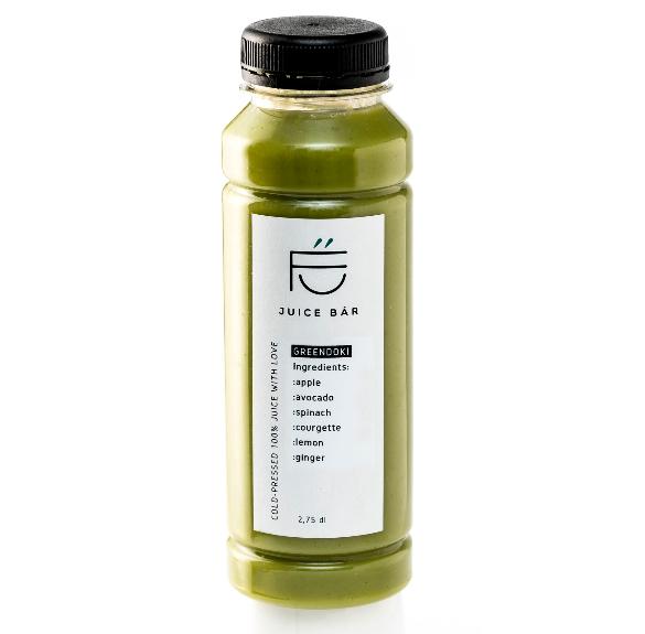 Greendoki juice - 2,75 dl