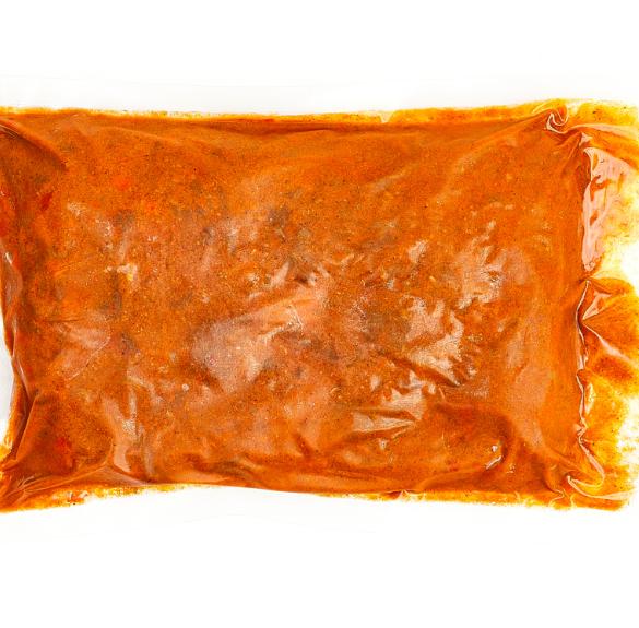 Előfőzött gulyásalap - kb. 50 dkg