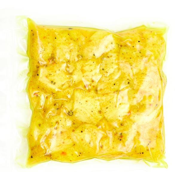 Cézár csirkemell  kocka - kb. 50 dkg