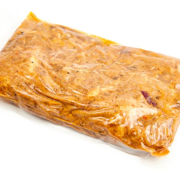 Konfitált tépett sertés (pulled pork) - 500 g