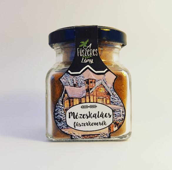 Mézeskalács fűszerkeverék - 60 g