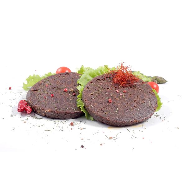 Vegán hamburger - 2 db
