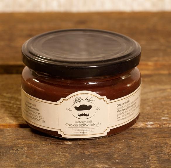 Csokis szilvalekvár - 200 ml