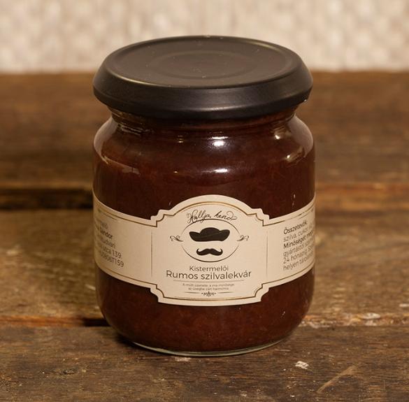 Rumos szilvalekvár - 200 ml