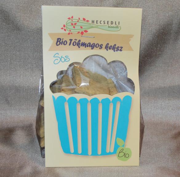 Bio Tökmagos-sajtos keksz - 150 g
