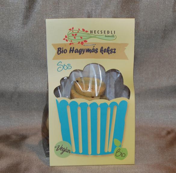 Bio Hagymás-rozmaringos keksz 150 g