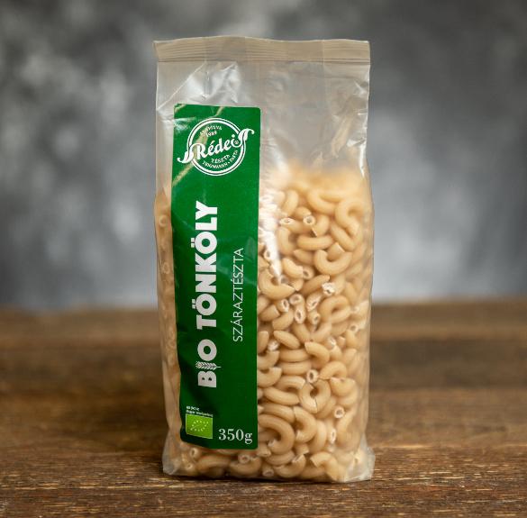 Bio tönköly szarvacska - 350 g