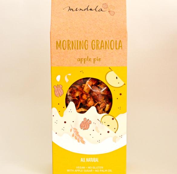 Almás pite granola - 300 g