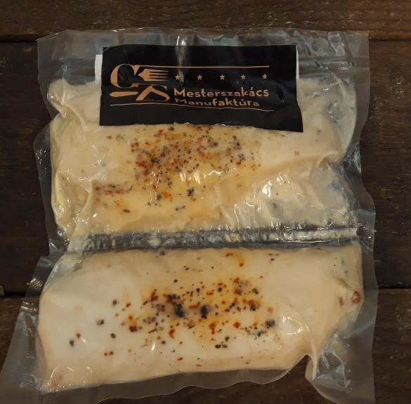 Mediterrán csirkemell mozzarellával  - 2 db