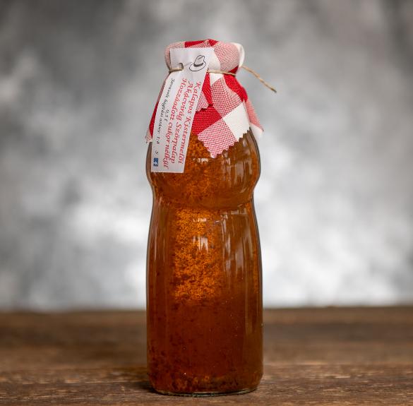 Cukormentes akácvirág szörp - 0,5 l