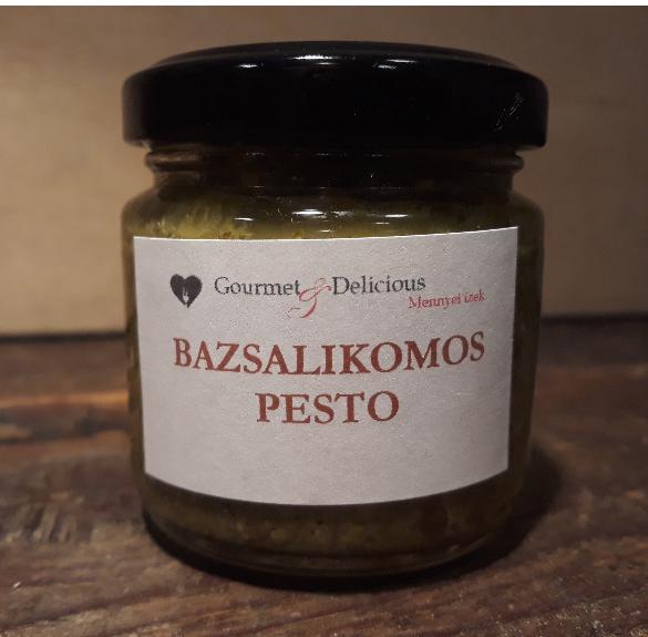 Bazsalikomos pesto - 106 ml
