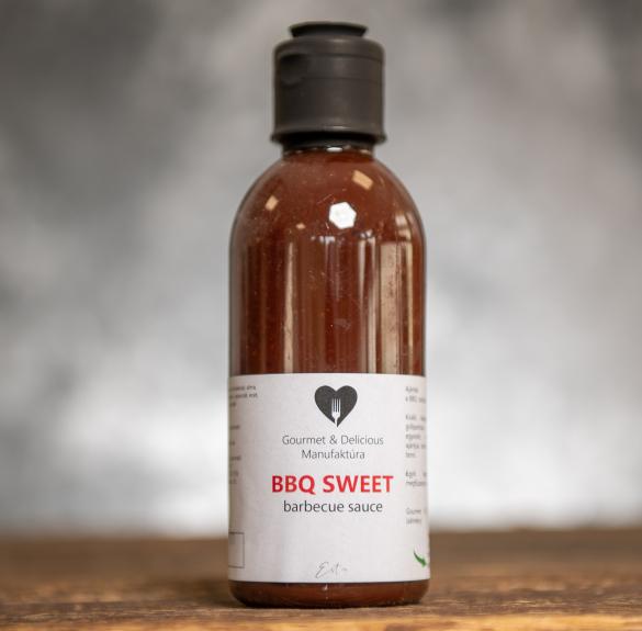 BBQ édes szósz - 280 ml