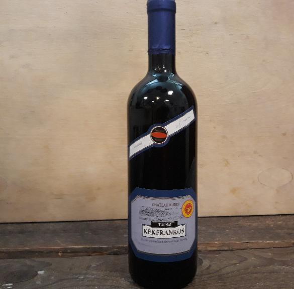 Tolnai kékfrankos félédes vörösbor - 750 ml
