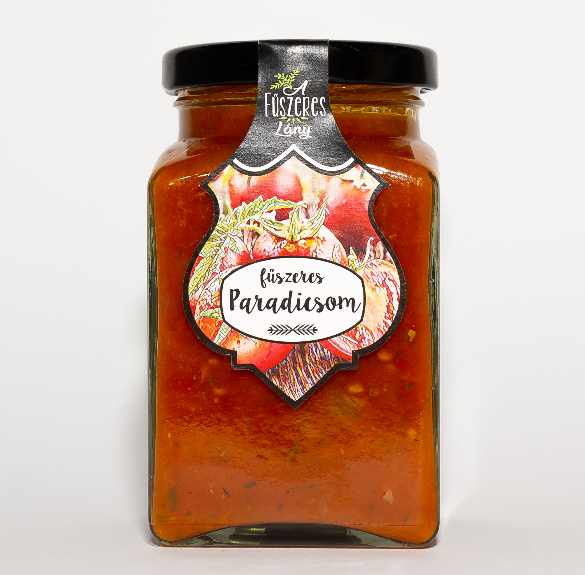 Fűszeres paradicsomszósz - 260 ml