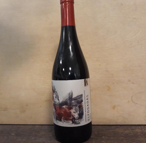 Elfogadás vörös Cuveé 2017 - 750 ml