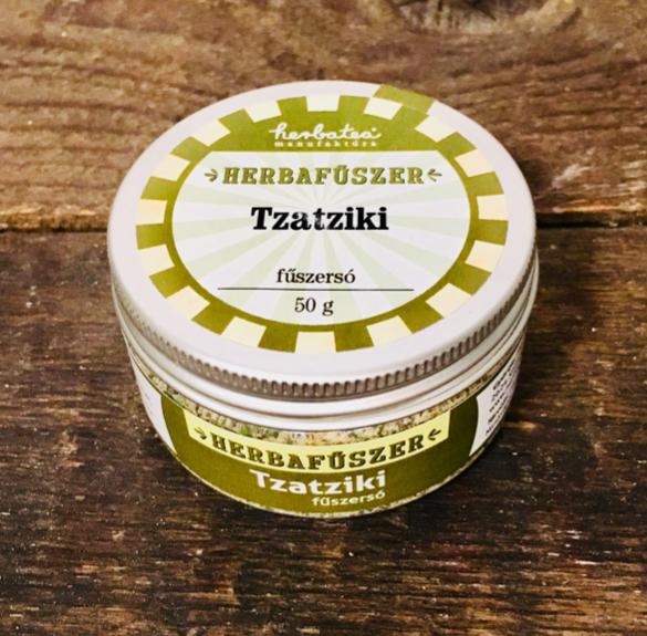 Tzatziki fűszersó - 50 g