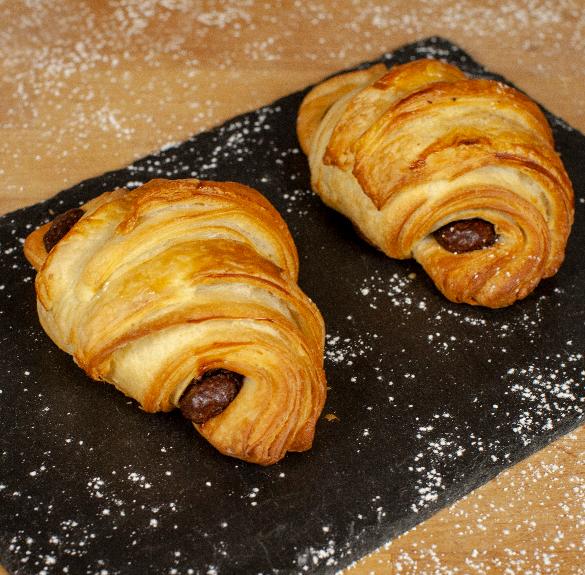 Nutellás croissant 200 g/2 db
