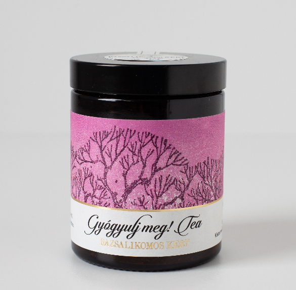 Gyógyulj meg teakeverék üvegben - 30 g