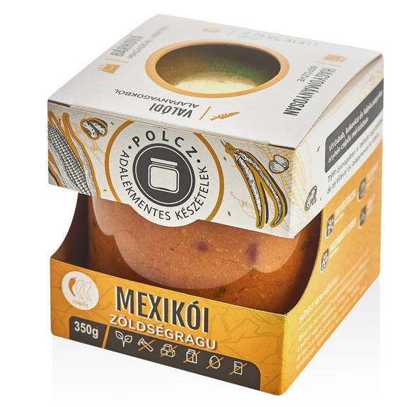 Mexikói zöldségragu - 350 g