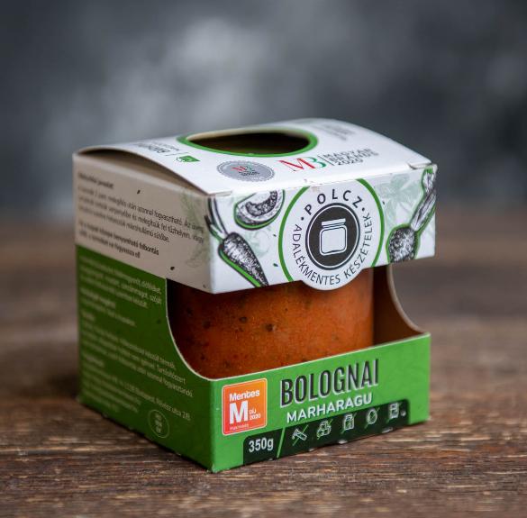 Bolognai marharagu - 350  g