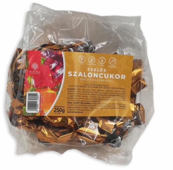 Cukormentes zselés szaloncukor - 250 g