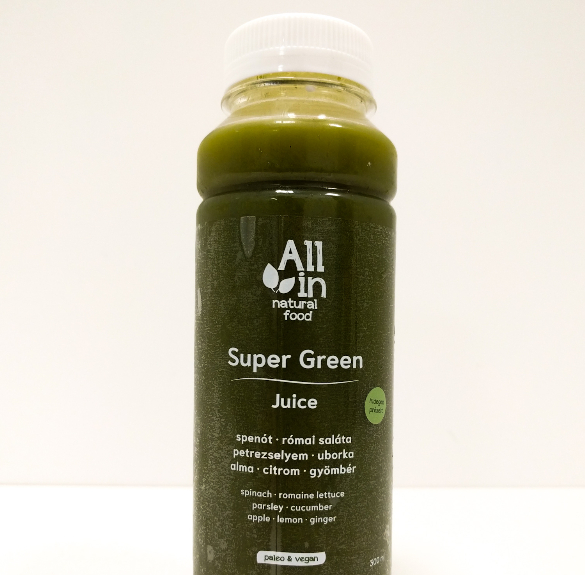 Paleo Super Green juice - 300 ml