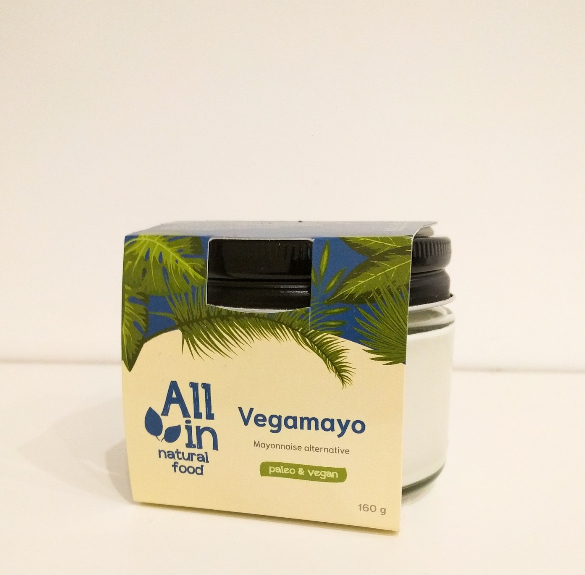 Paleo&vegán majonéz (Vegamayo) - 160 g